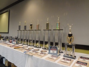 Trophies Galore