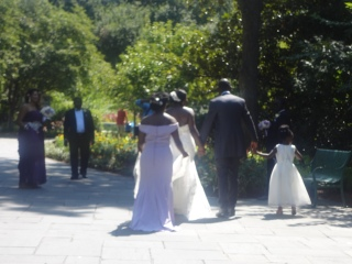 The Dallas Arboretum accommodates weddings and other special occasions.