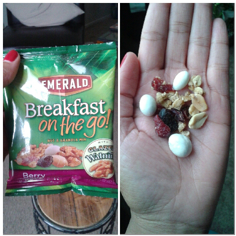 Emerald Breakfast on the go