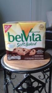 Belvita baked snacks
