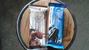 Quest bars, for the health enthusiasts