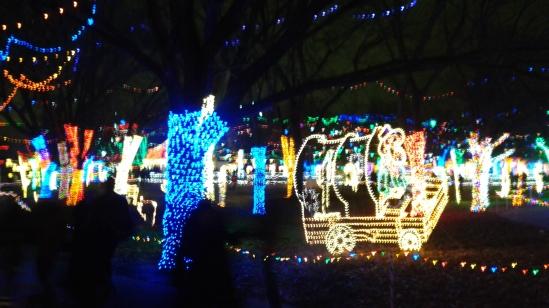 Lights from Rhema Bible School (Tulsa)