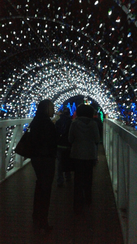 More lights with friends (also at Rhema)