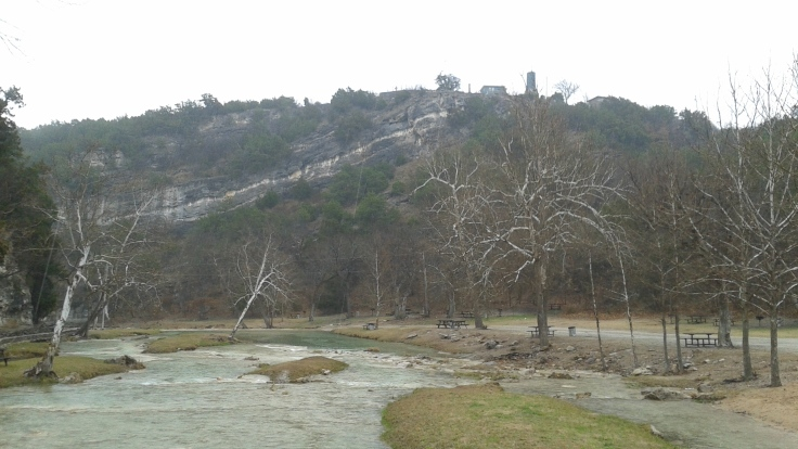 One of the many views from my Turner Falls trip.
