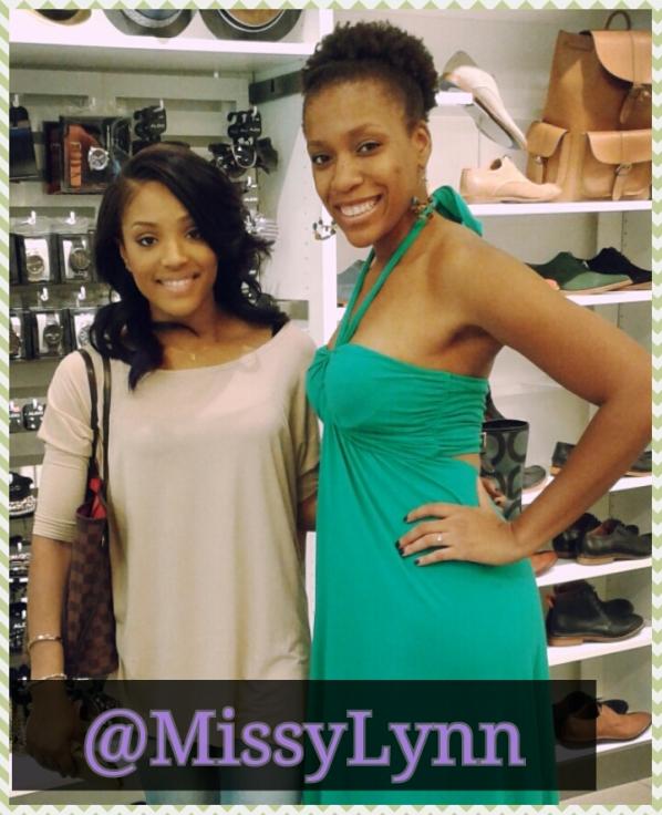 Vlogger Time! Met beauty ambassador MissyLynn!