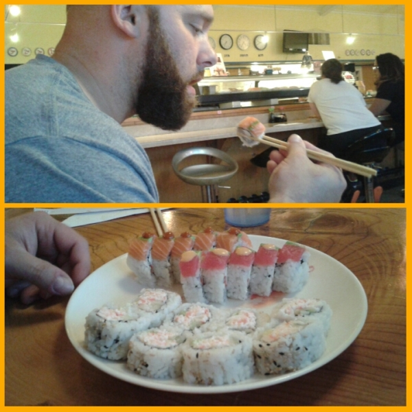 Chopsticks training 101 with David