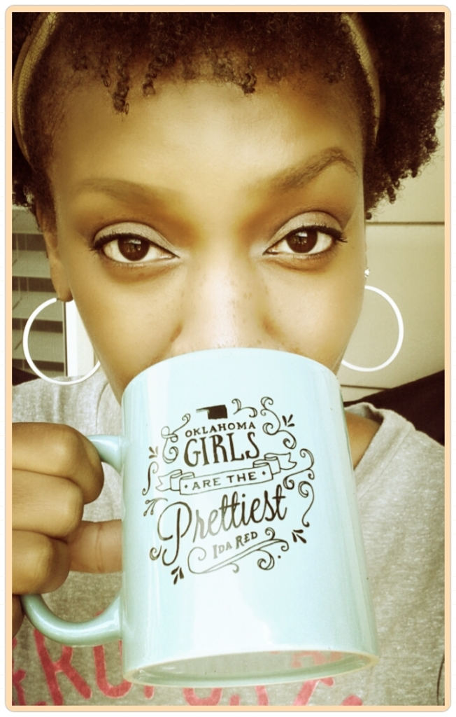 Coffee mug from Ida Red Boutique on Brookside.