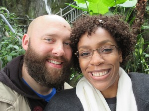 """An """"US""""ie Inside the Myriad Gardens Tropical Conservatory"""