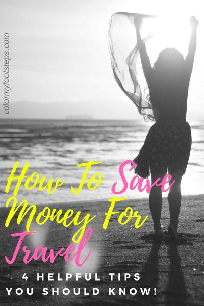 How To Sav Money For Travel