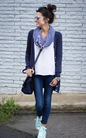 cobalt blue fall clothes