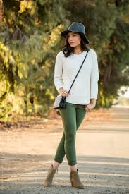 olive green fall clothes