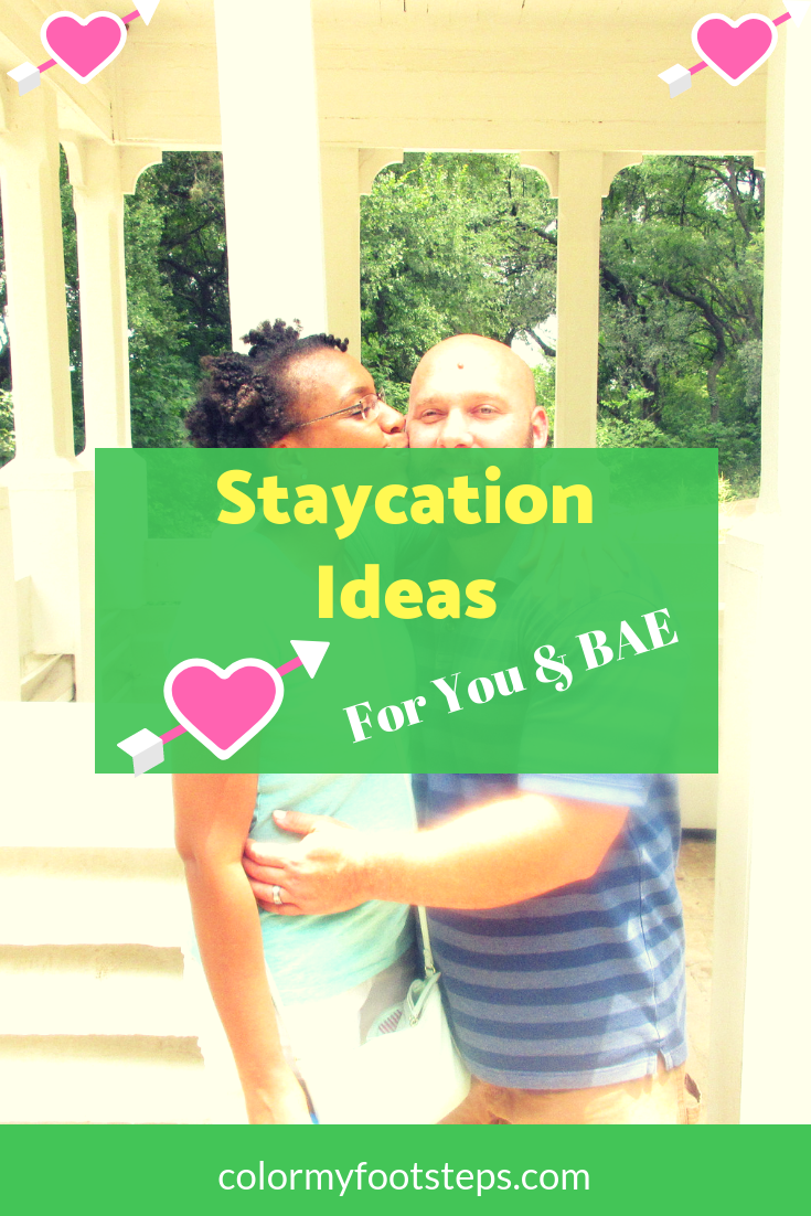 Love romantic ideas staycation ideas