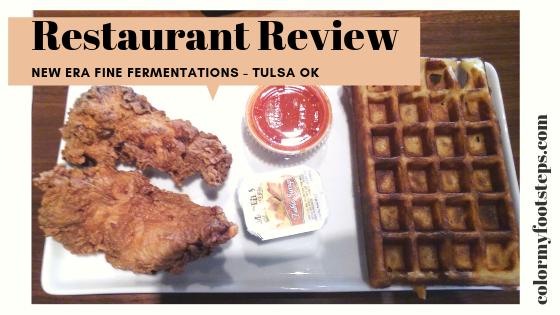 New Era Fine Fermentations Restaurant Review Colormyfootsteps